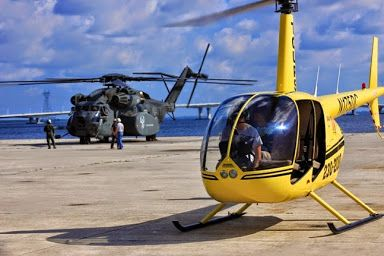 See It ALL With The Helicopter Tours Panhandle Helicopter In Panama City Bea
