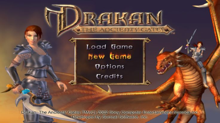 Drakan: The Ancients' Gates is the sequel to the PC hit Drakan: Order of the Flame.
