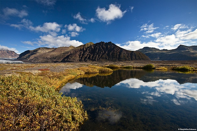 Pure Nature - Skaftafell National Park - South Coast Iceland
