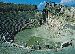 Výsledek obrázku pro antika architektura