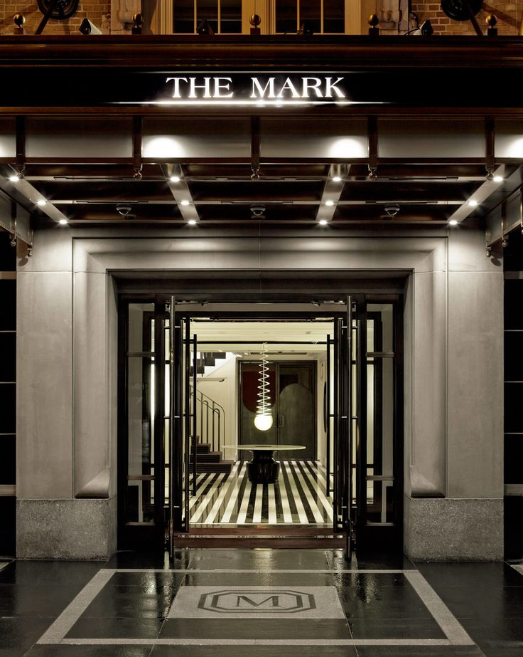 The Mark Hotel is a 5 star hotel in New York City. Located on Madison Avenue near Central Park, this luxury hotel in Manhattan boasts lavish rooms and suites, a fine dining restaurant, and the famous Frederic Fekkai salon.