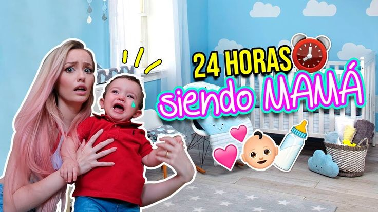 24 HORAS SIENDO MAMÁ ¡Auxilio! Katie Angel Fotos de