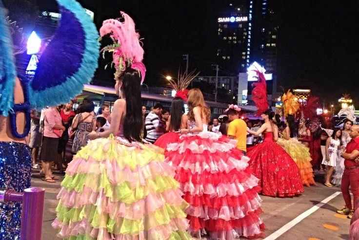 Alcazar LadyBooy show, see more on my travel blog here. http://fivestarvagabond.com/ladyboys-kathoeys/