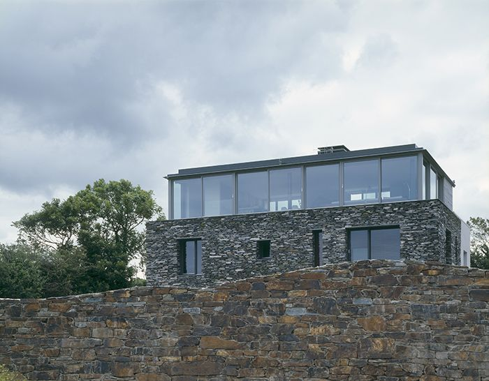 A Modern Family Home in Cornwall History Included Modern family