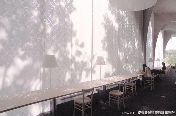 多摩美術大学図書館(八王子キャンパス) 1