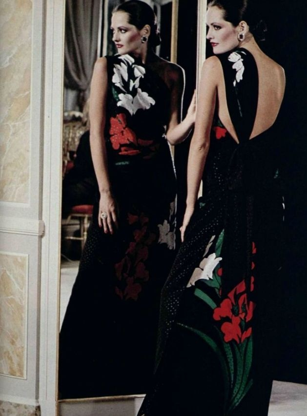 Yves Saint Laurent, Couture 1979