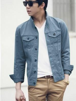 Купить джинсовый пиджак мужской