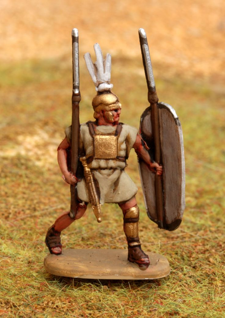 Italian allies to the Roman Republic - 1/72 mini by Hät - minis mini figurines figurine figures figure 20mm 1/72 ancients medieval painting plastic toy soldier miniatures Philotep