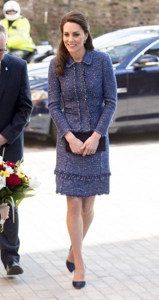 Kate Middleton À L'inauguration De La Maison Ronald McDonald À Londres, Le 28 Février 2017  4