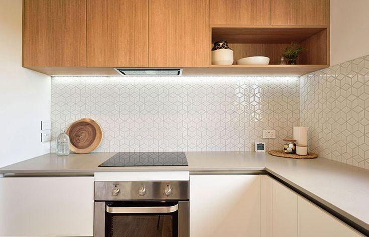 White Gloss Kitchen Splashback Ideas Check more at https ...