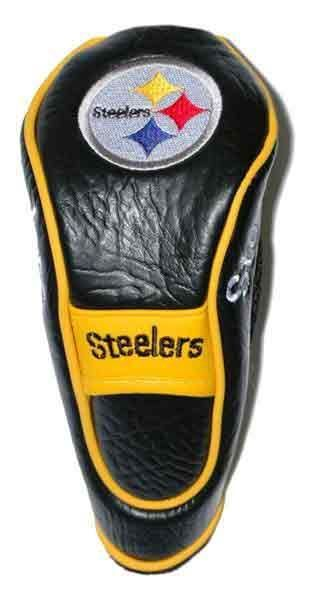 picture of pittsburgh steelers hybrid golf headcover - Pittsburgh Steelers Merchandise