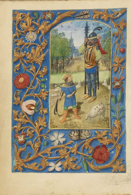 1490 illuminations Crohin-La Fontaine Hours. Explore the collection of the J. Paul Getty Museum at the Getty Center and the Getty Villa.