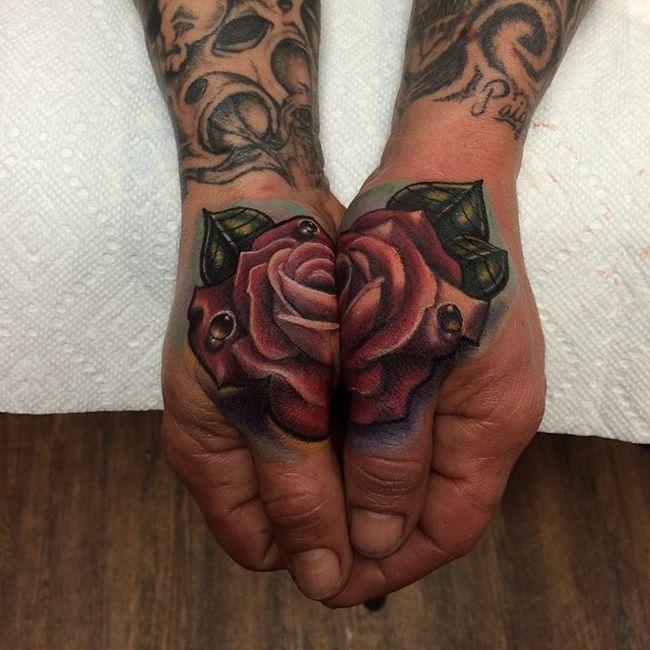 Split Rose Thumbs