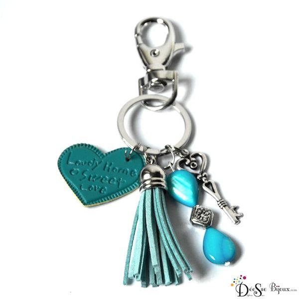 Porte clef / bijoux de sac