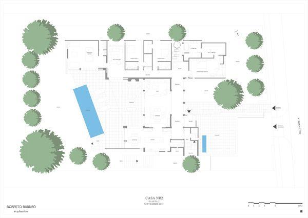Striking Modern Dwelling In Ecuador Nr2 House Architect
