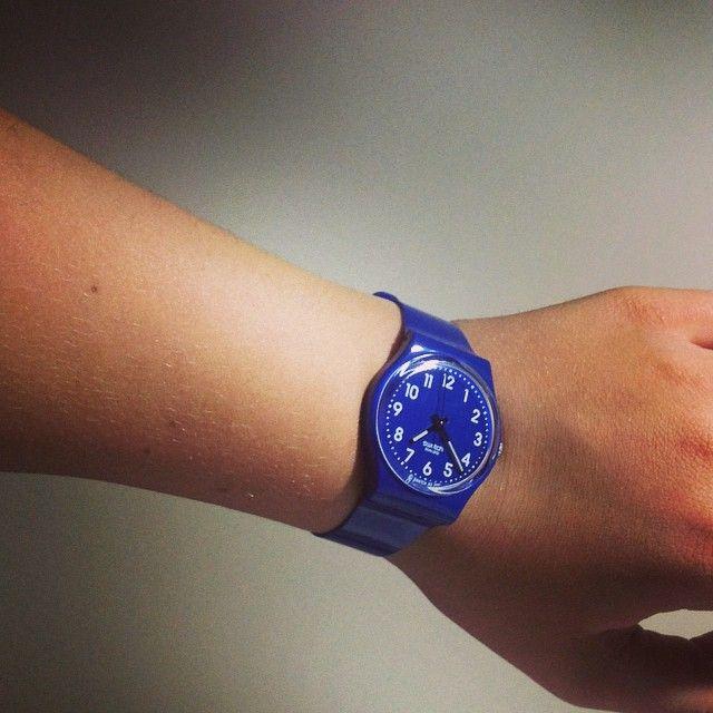 #Swatch: Их Купила, Watches Lovers, Nastyaromanova 28 Анастасия, Наконец То, Давно Мечтала, Swatch Watches, Instagram Photos