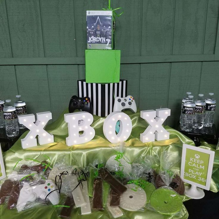 Best 25+ Xbox Party Ideas Only On Pinterest