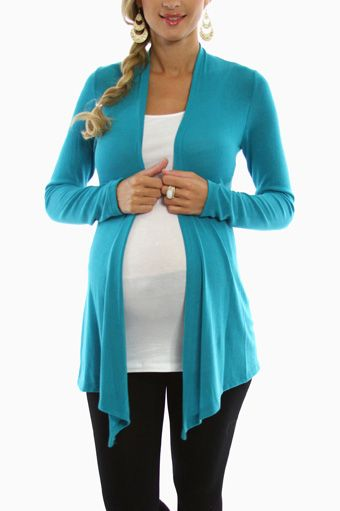 Jade-Maternity-Cardigan from pink blush maternity