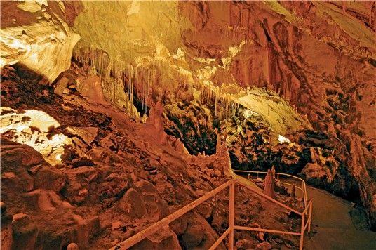 Slovakia Gombasecká jaskyňa - Gombasecka Cave