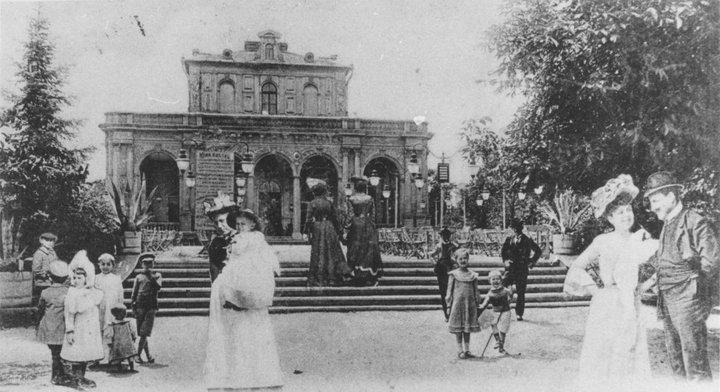 Arad - Cazinoul - 1915