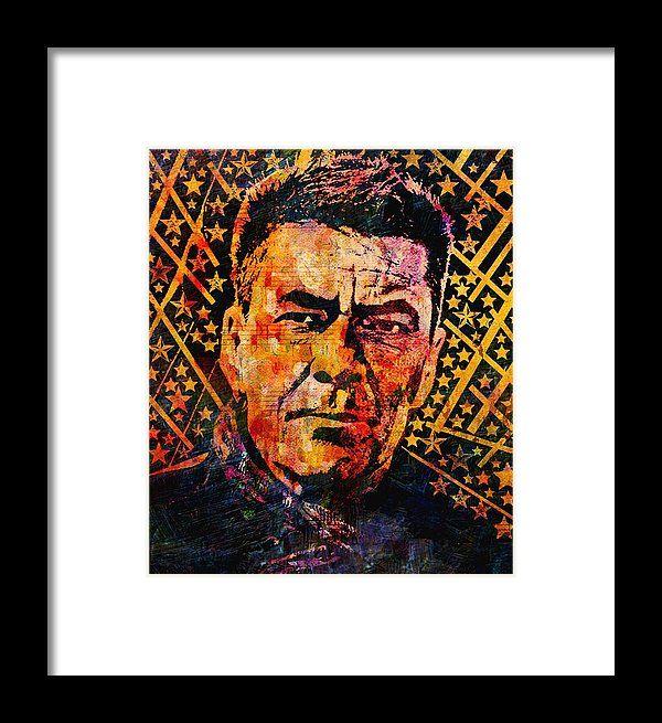 John Leslie Keeble Framed Print featuring the painting John Keeble by Otis Porritt