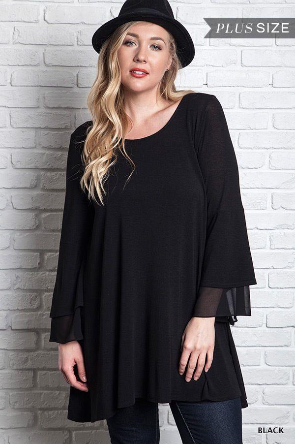 152 best Bohemian Cury Chic Boutique Plus Size Dresses images on ...