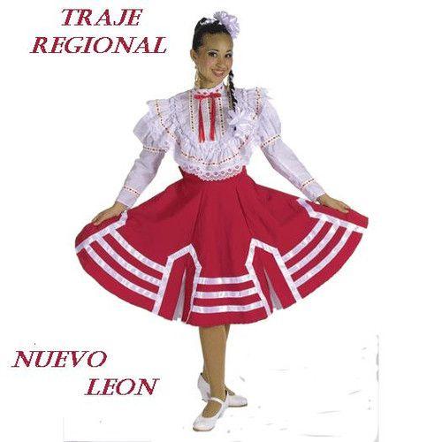 vestidos regionales nuevo leon - Google Search