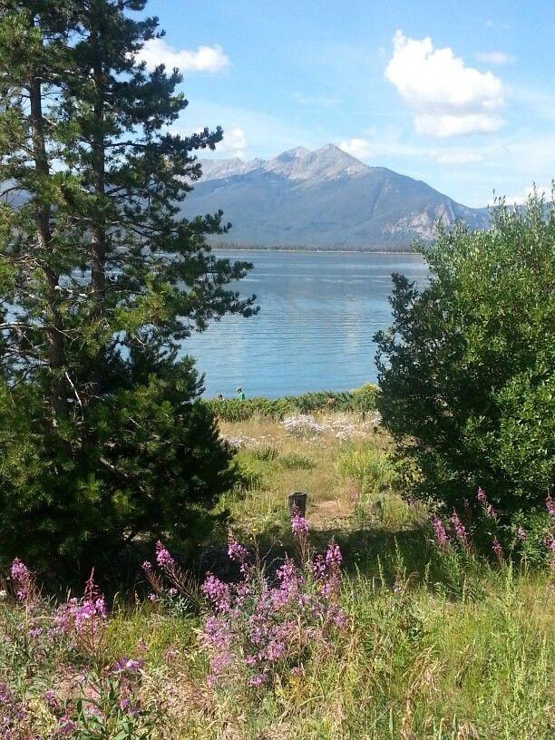 Dillon Lake. CO