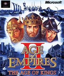 Age of Empires 2: Age of Kings Back to childhood