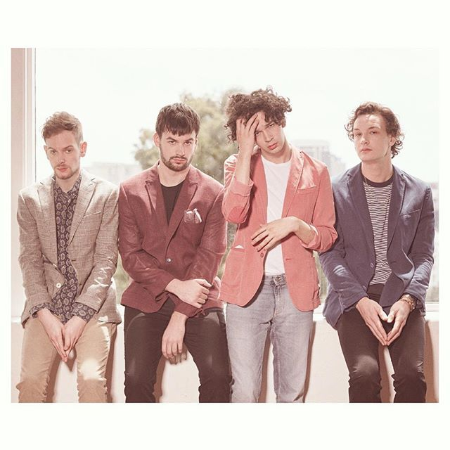 Great to see the lads from @the1975 #WearingWorkingStyle in their interview in @coupdemain when they were in NZ recently.  #workingstylenz #the1975 #1975