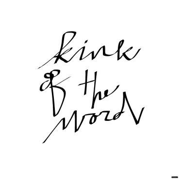 "Saatchi Art Artist Not Normal; New Media, ""KINK OF THE WORD"" #art"