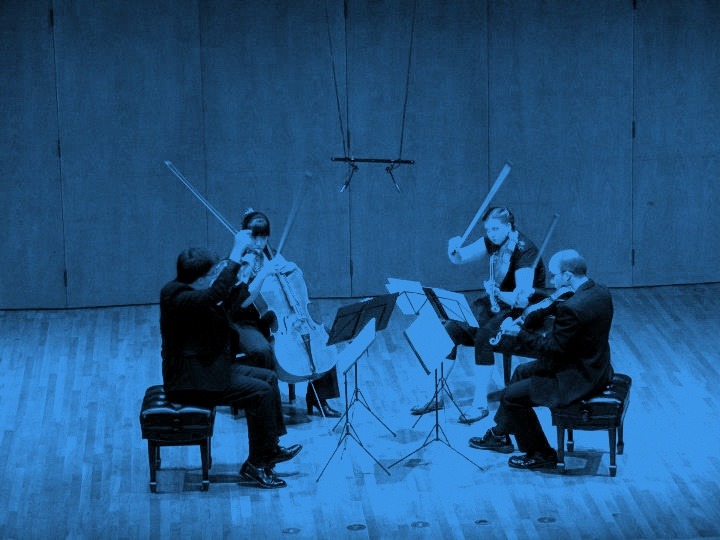 The precise and empassioned Silver Birch String Quartet