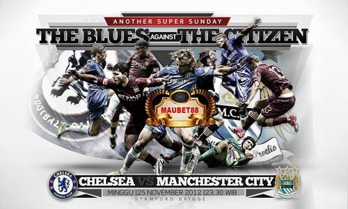 Prediksi Bola Chelsea vs Manchester City Minggu (25/11)