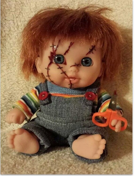 48 best chucky doll halloween inspired horror dolls images on ...