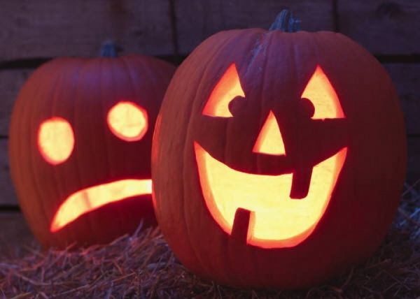 Cute Pumpkin Faces to Carve | Pumpkin faces – spooky, scary, cute and funny ideas for Halloween