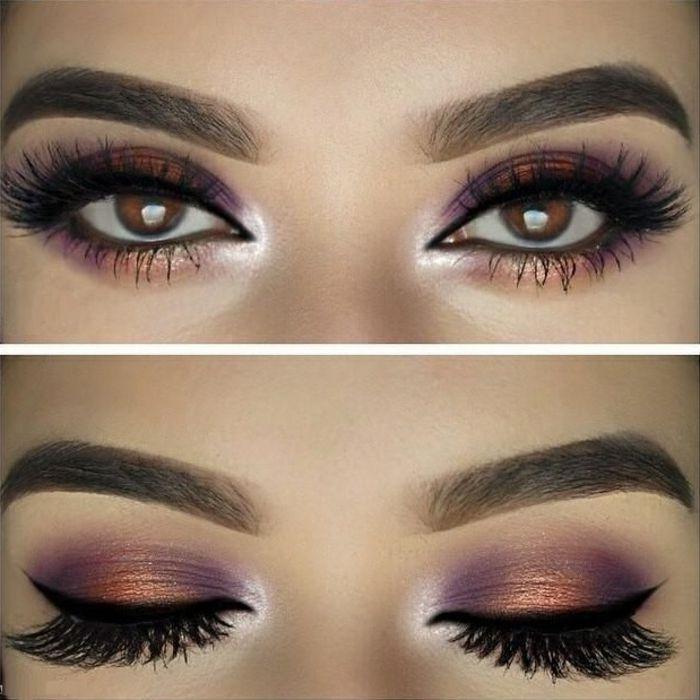 Les 25 meilleures id es concernant maquillage yeux noisettes sur pinterest maquillage des yeux - Maquillage yeux noisettes ...