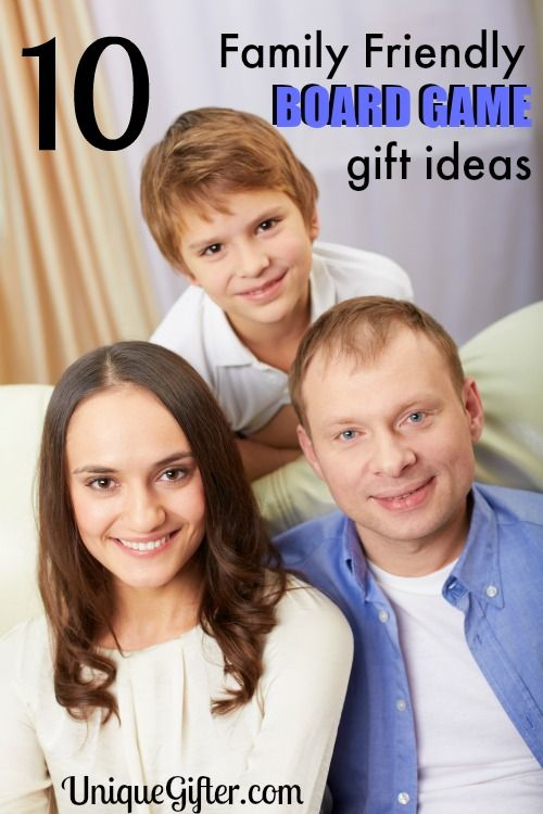 I love games night! These family friendly board game gift ideas are going to be awesome for Christmas presents.