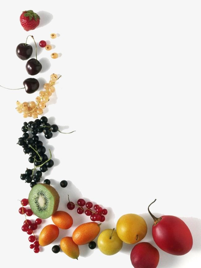 Fruit Border Png And Clipart Food Photography Background Food Background Wallpapers Fruit