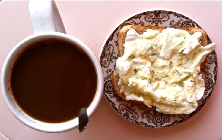 Fry off 3 eggwhites in half a teaspoon of olive oil, in a really good ...