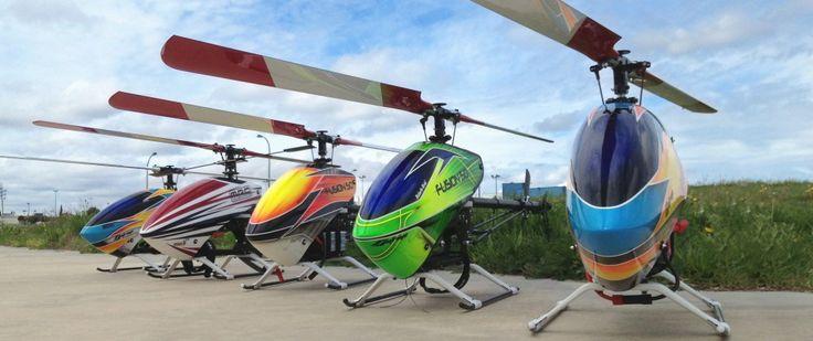 Comprar un helicóptero RC – Tomar la decisión