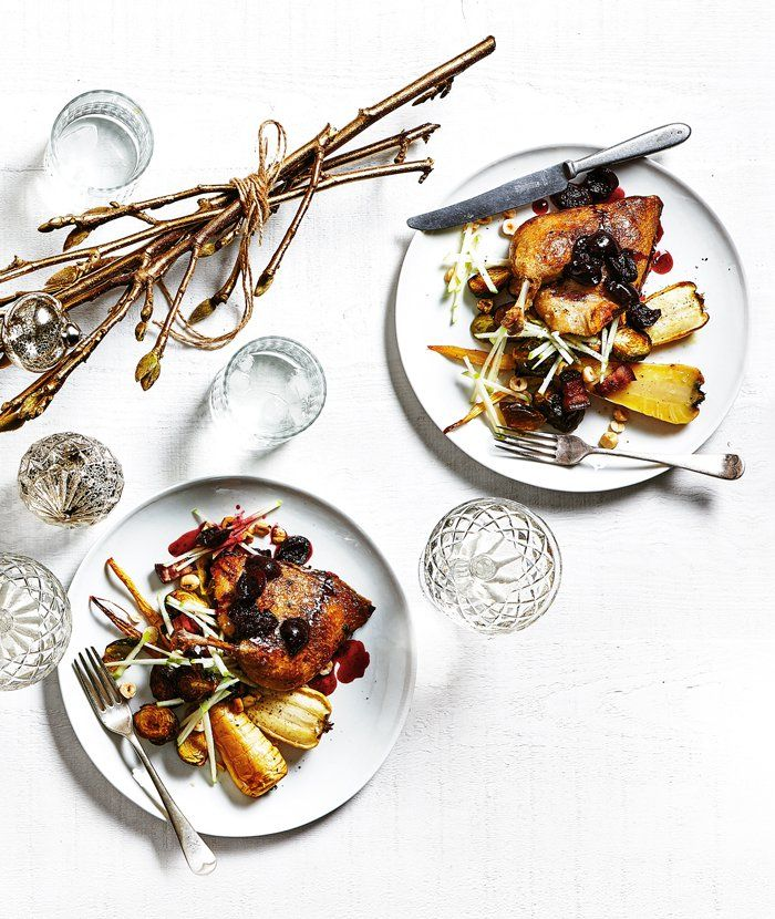This gorgeously festive dish will have you dreaming of Christmas anytime of the year.
