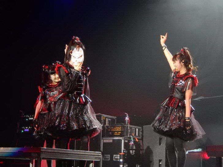 BABYMETAL Live in London O2 Arena II - Album on Imgur