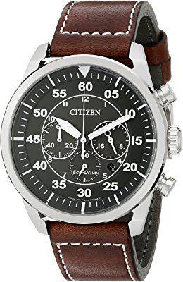 plus de 1000 idées à propos de watches i watch sur citizen men s ca4210 24e stainless steel eco drive watch brown band