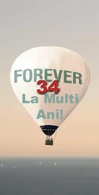 La Multi Ani Forever! 34 de ani de excelenta cu Aloe Vera!