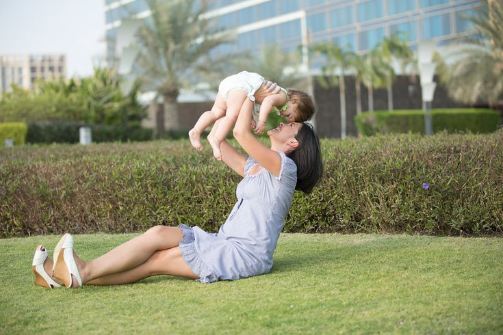 Healing with child