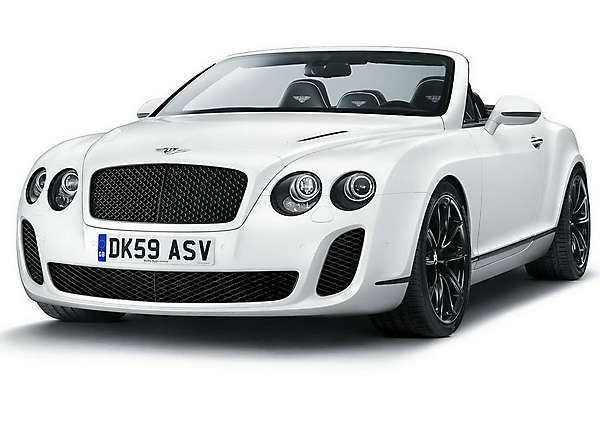 2018-2019 Bentley Continental – the fastest convertible in the world
