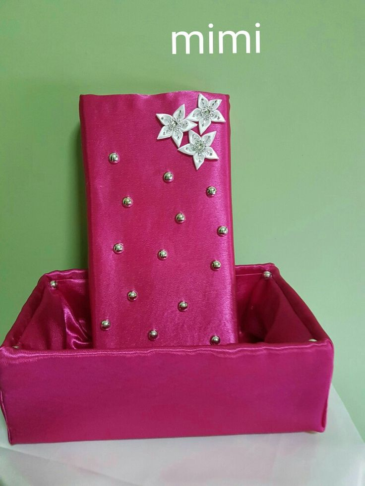 une boite pour accessoires