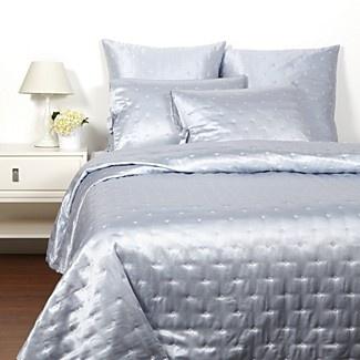 Hudson Park Luxe Silk Bedding, Cornflower   Bloomingdale's
