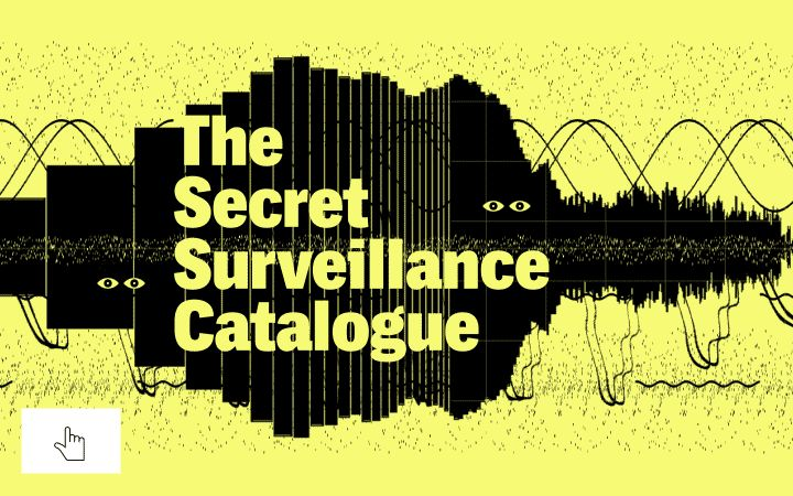 Concerned about the militarization of law enforcement, a source provided The Intercept with a catalogue of surveillance devices, including Stingrays.