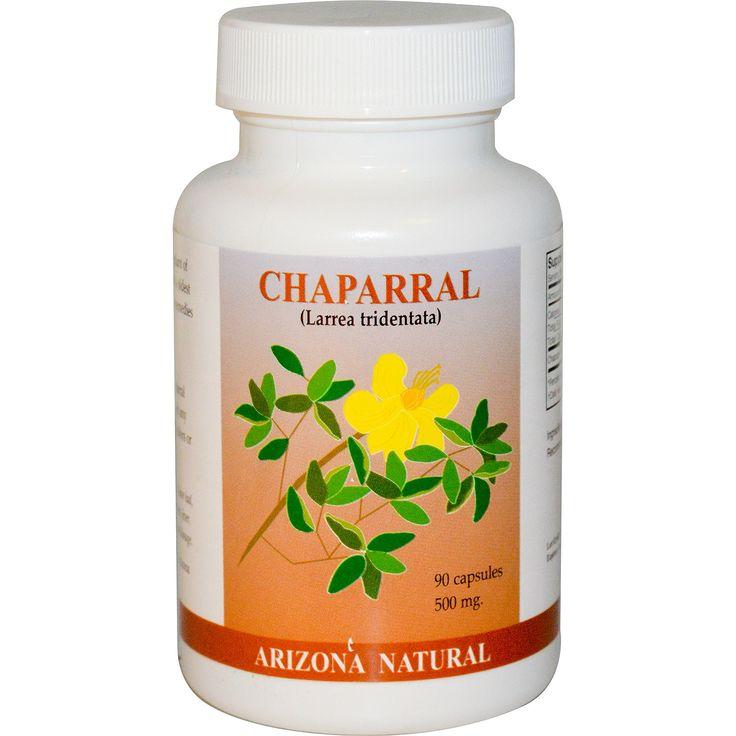 Arizona Natural, Chaparral, 90 Capsules